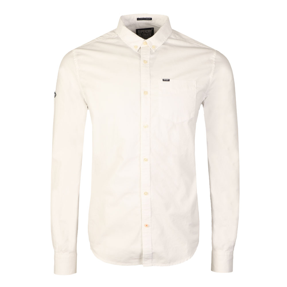 L/S Ultimate Oxford Shirt main image