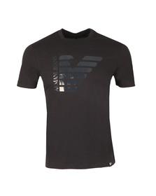 Armani Jeans Mens Blue 6Y6T23 Logo T Shirt