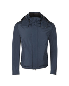 Paul & Shark Mens Blue Hooded Blouson