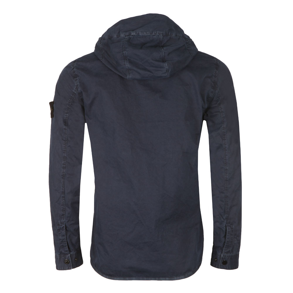 Hooded Overshirt main image