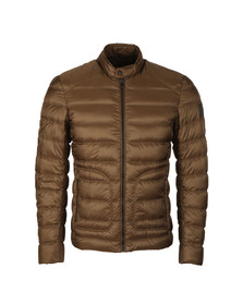 Belstaff Mens Brown Halewood Down Blouson