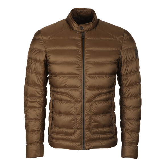 Belstaff Mens Brown Halewood Down Blouson main image