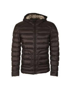 Belstaff Mens Black Fullarton Down Jacket