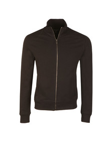 Belstaff Mens Black Staplefield Full Zip Sweat