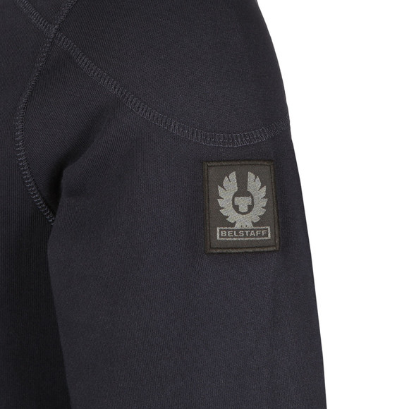 Belstaff Mens Blue Jefferson Sweatshirt main image