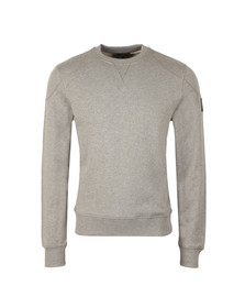 Belstaff Mens Grey Jefferson Sweatshirt