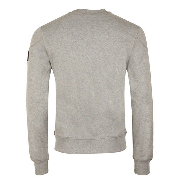 Belstaff Mens Grey Jefferson Sweatshirt main image