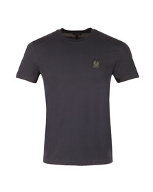 Belstaff Mens Blue Throwley T Shirt