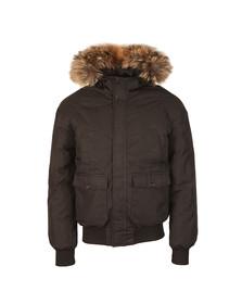 Pyrenex Mens Black Mistral Jacket