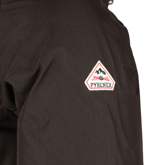Pyrenex Mens Black Mistral Jacket main image