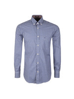 Button Down Check Shirt