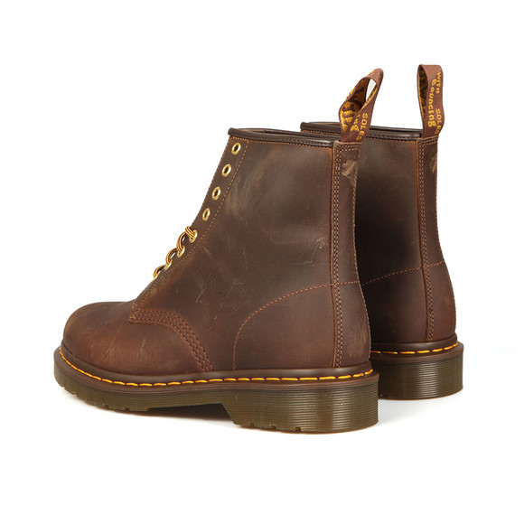 Dr Martens Mens Brown 1460 Boot main image