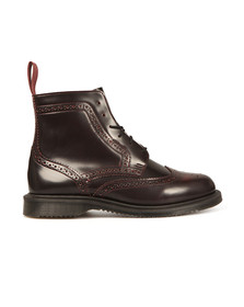 Dr Martens Womens Red Delphine Boot