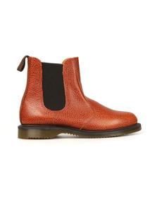 Dr Martens Womens Brown Flora Boot