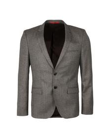 HUGO Mens Grey Arti Blazer