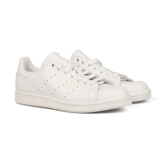 adidas Originals Mens White Stan Smith Trainer