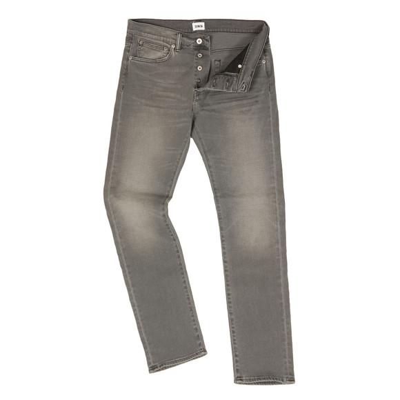 Edwin Mens Grey ED-80 Slim Denim Jean main image