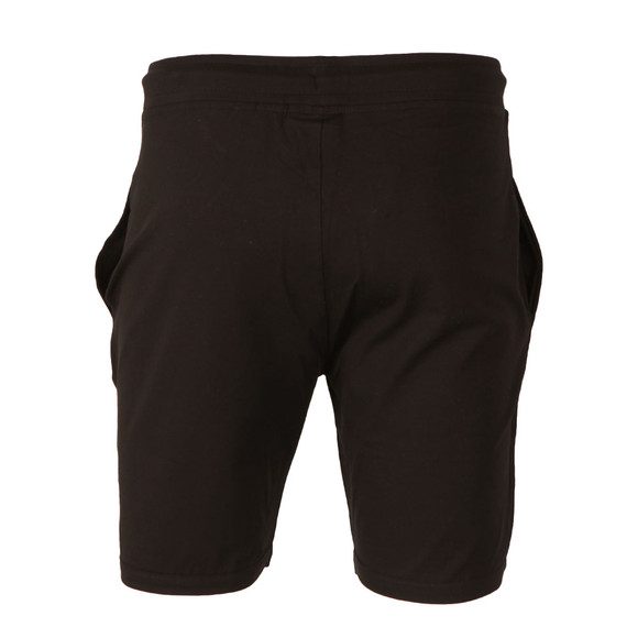 Gym king Mens Black Jersey Shorts  main image