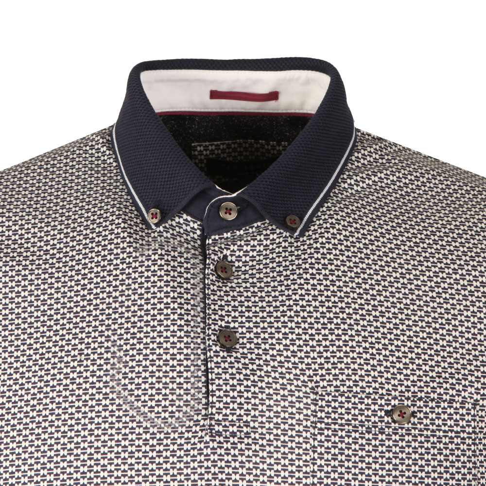 Enders S/S All Over Print Polo main image
