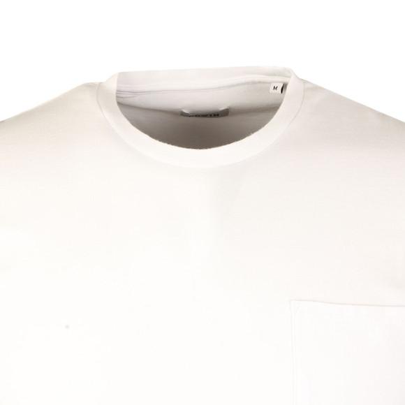 Edwin Mens White Pocket T Shirt main image