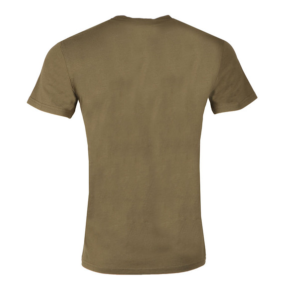 Edwin Mens Green Pocket T Shirt main image