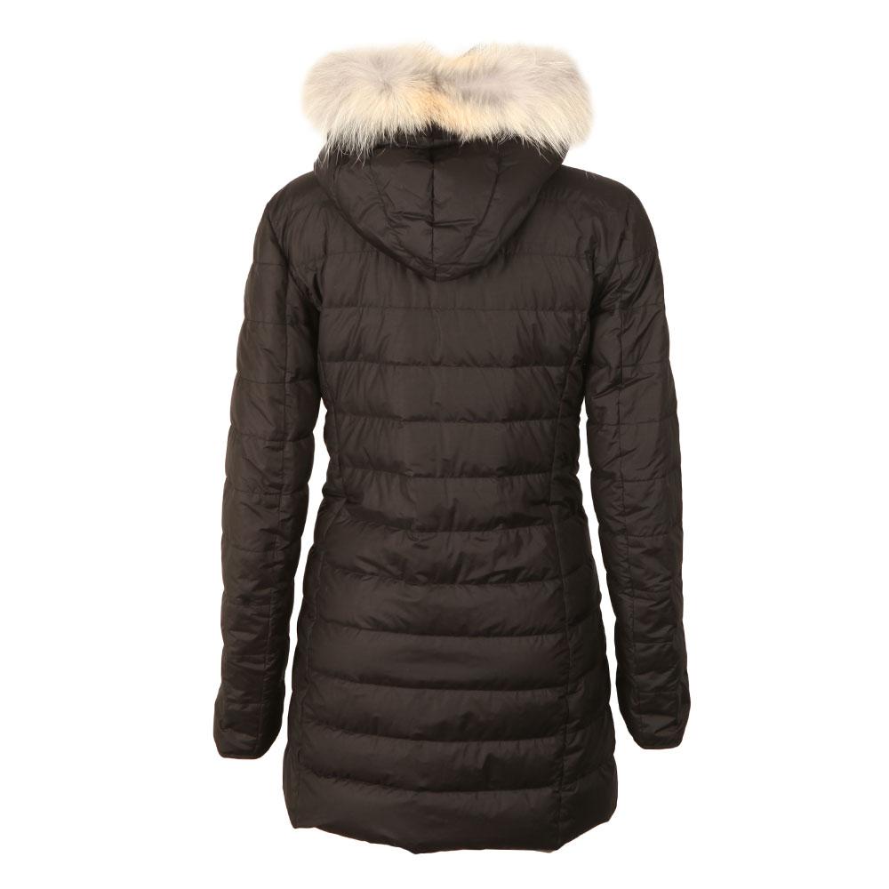 Melcombe Down Fur Parka main image