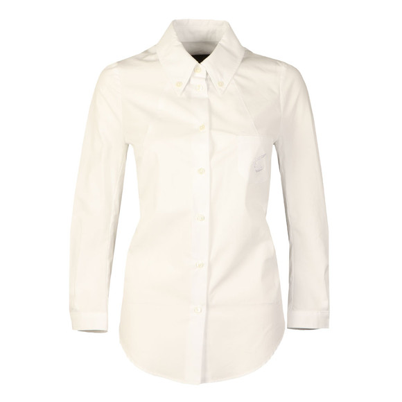 Vivienne Westwood Anglomania Womens White Scale Shirt main image