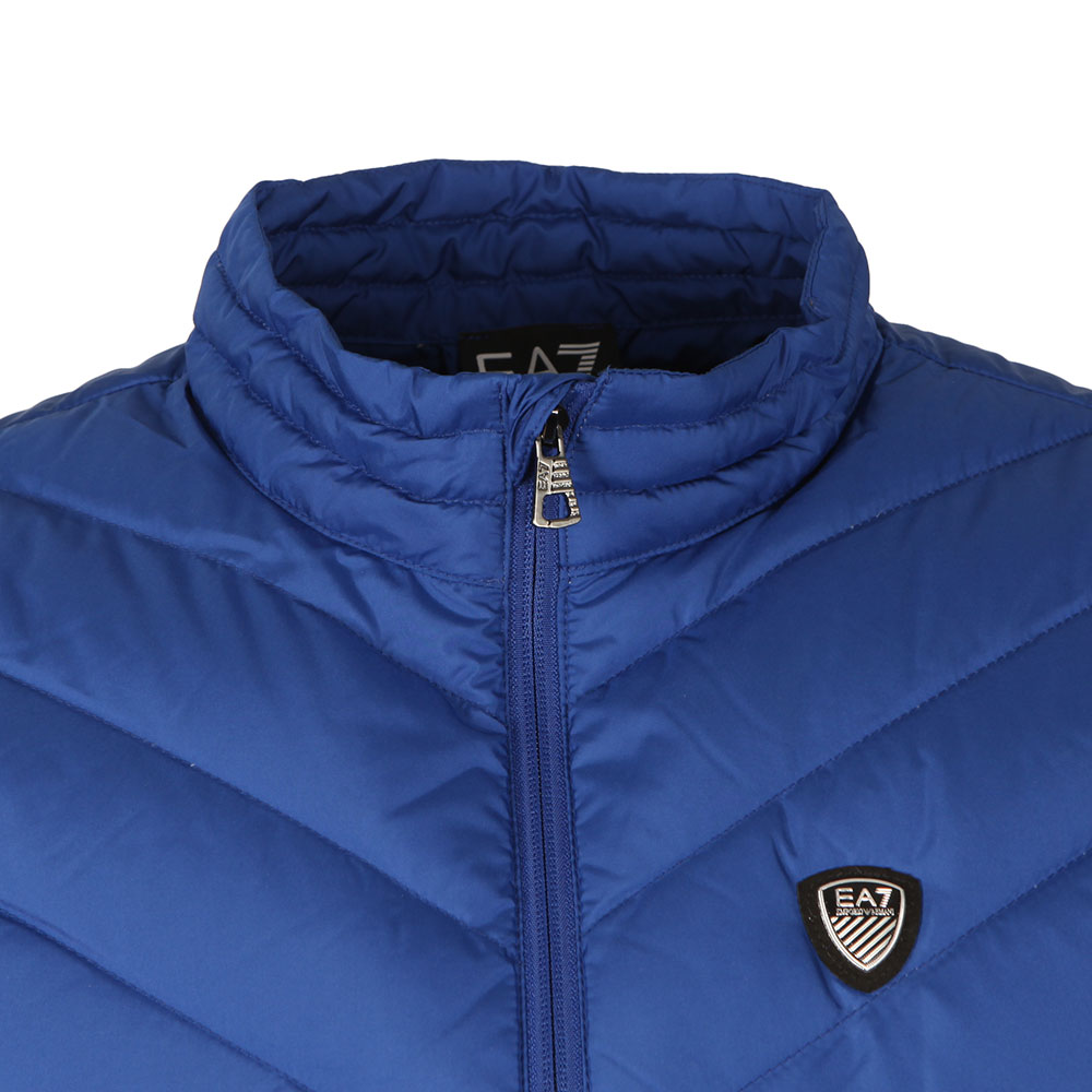 Shield Logo Down Gilet main image