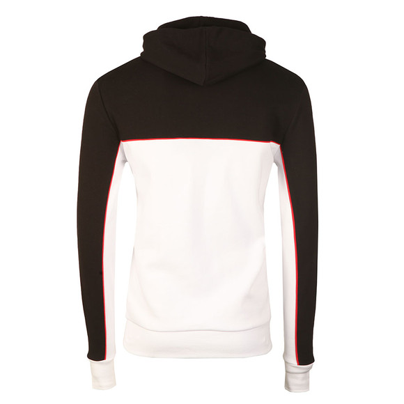 Eleven Degrees Mens Black Cut & Sew Hoodie main image