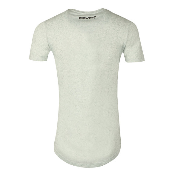 Eleven Degrees Mens Beige Composite Short Sleeve T-Shirt main image