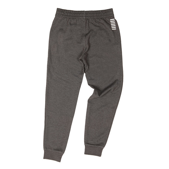 EA7 Emporio Armani Mens Grey Small Logo Sweatpant main image
