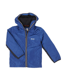 BOSS Bodywear Boys Blue J26319 Light jacket