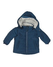 Boss Boys Blue Baby J06163 Puffer Jacket