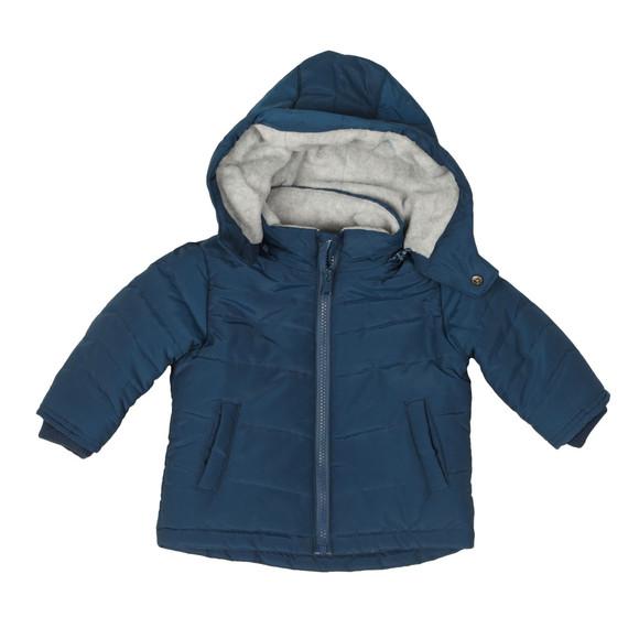 BOSS Bodywear Boys Blue Baby J06163 Puffer Jacket main image