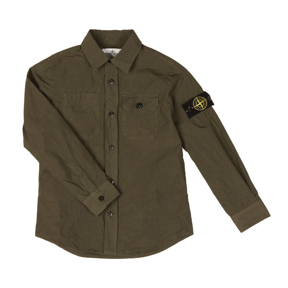Sleeve Badge Shirt main image