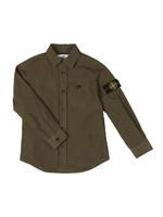 Sleeve Badge Shirt