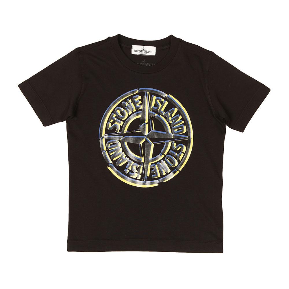 Large Compass Logo T Shirt main image