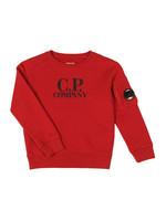 Logo Viewfinder Sleeve Fleece Sweatshirt