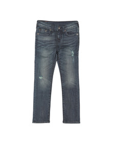 True Religion Boys Blue Rocco Skinny Jean