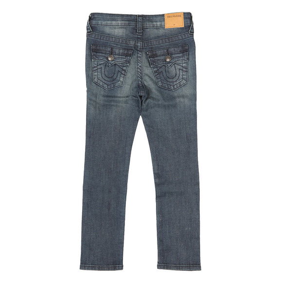 True Religion Boys Blue Rocco Skinny Jean main image