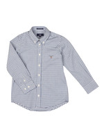Tech Prep Oxford Gingham Shirt