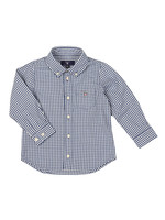 Baby Archive Broadcloth Gingham Shirt