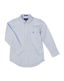 Gant Boys Blue Archive Oxford Shirt