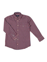 Windblown Oxford Check Shirt