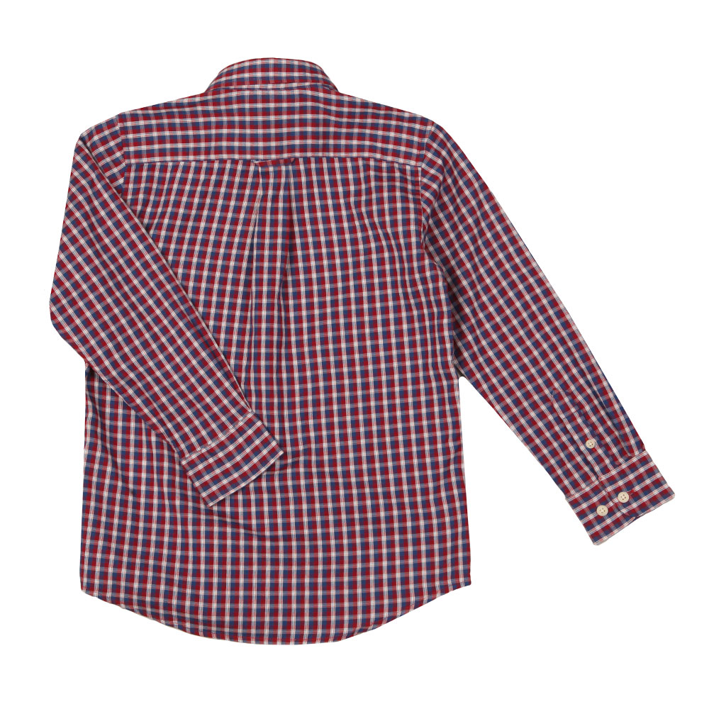 Windblown Oxford Check Shirt main image