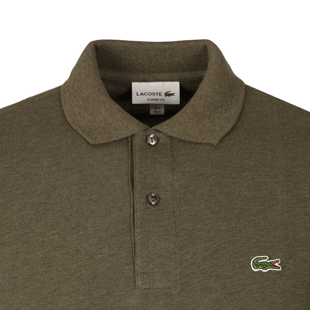 L1313 Long Sleeve Polo main image