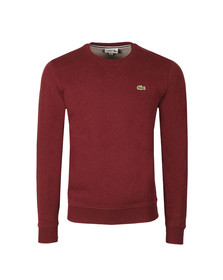 Lacoste Sport Mens Red SH7613 Sweatshirt