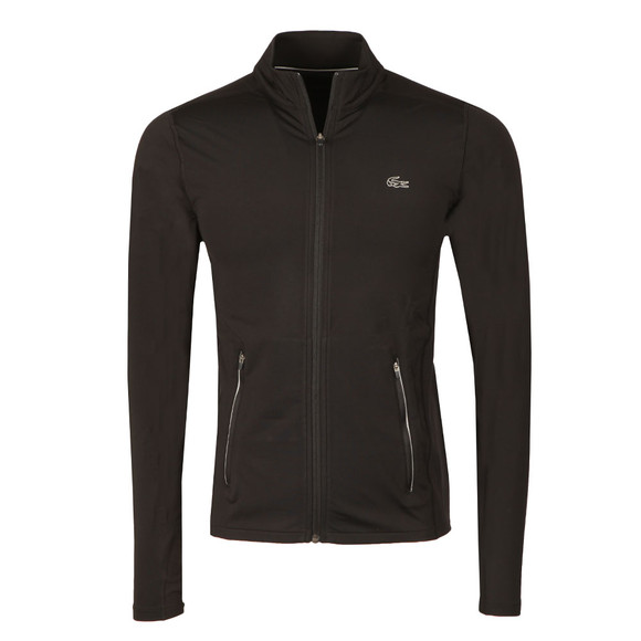 Lacoste Sport Mens Black SH7986 Track Top main image