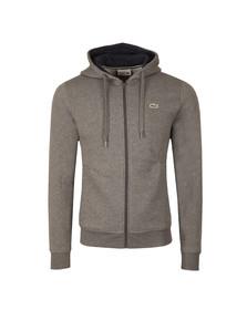 Lacoste Sport Mens Grey SH7609 Hoodie