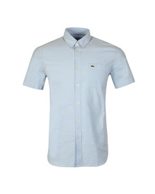 Lacoste Mens Blue CH9595 SS Shirt